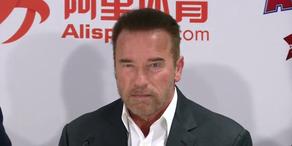 Schwarzenegger bringt Event nach China
