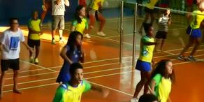 Samba für Badminton