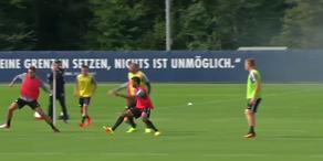 RB Leipzig bereitet sich auf Bundesligastart vor