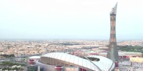 Katar baut Stadion für Fußball-WM 2022 fertig
