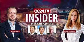 Insider: Der große Hintergrund-Talk zur Politik