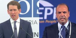Brenner-Krise: Italiens Außenminister bei Kurz