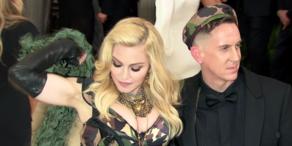 Madonna verhindert Versteigerung