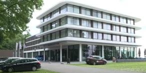 Das Team-Hotel: Hier wohnen unsere Euro-Fighterinnen