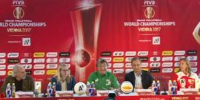 Wien: Auftakt zur Beach-Volleyball-WM 2017