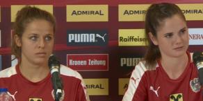 Sensation: ÖFB-Damen im Viertel-Finale