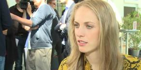 Kurz präsentiert Kira Grünberg als Kandidatin