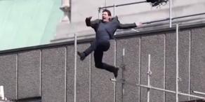 Tom Cruise verletzt sich bei Stunt
