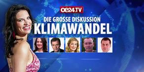Klimawandel – die große Diskussion