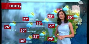 Aktuelle Wetterprognose für Donnerstag (17.8.)