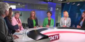 Frauen im Wahlkampf: Die große Diskussion
