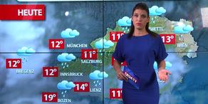 Aktuelle Wetterprognose für Dienstag (19.9.)