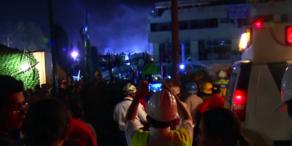 Erdbeben: 21 Kinder in eingestürzter Schule gestorben