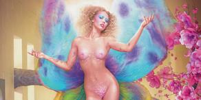 Miley Cyrus: Wieder nackt für Buchband