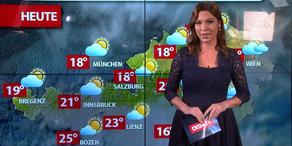 Aktuelle Wetterprognose für Dienstag (26.9.)