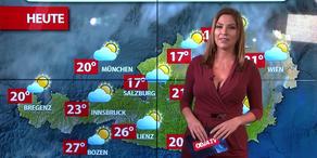 Aktuelle Wetterprognose für Freitag (13.10.)