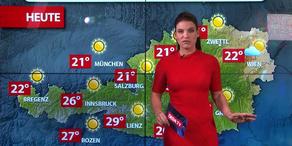 Aktuelle Wetterprognose für Montag (16.10.)