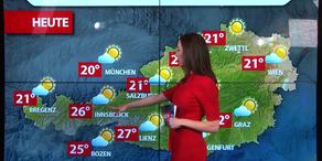 Aktuelle Wetterprognose für Dienstag (17.10.)