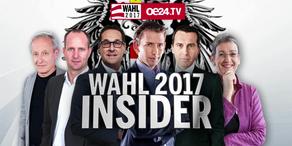 Insider - die große Analyse zur Wahl 2017