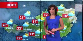 Aktuelle Wetterprognose für Freitag (20.10.)