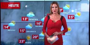 Aktuelle Wetterprognose für Dienstag (24.10.)