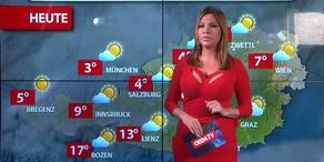 Aktuelle Wetterprognose für Mittwoch (15.11.)