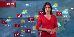 Aktuelle Wetterprognose für Donnerstag (16.11.)