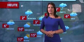 Aktuelle Wetterprognose für Freitag (17.11.)