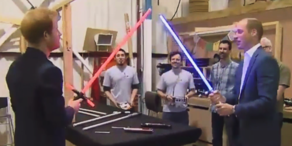 Star Wars: Britische Royals als Stormtrooper