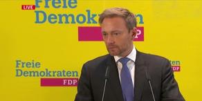 FDP zieht sich aus Koalitionsverhandlungen zurück