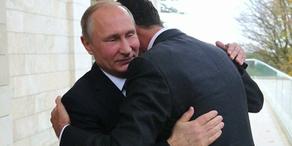 Krieg in Syrien: Assad besucht Putin in Sotschi