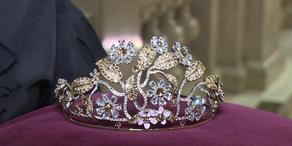 Wiener Opernball: Präsentation der Tiara