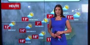Aktuelle Wetterprognose für Mittwoch (22.11.)