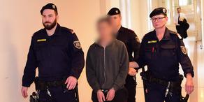 Versuchte Vergewaltigung: 3 Jahre Haft