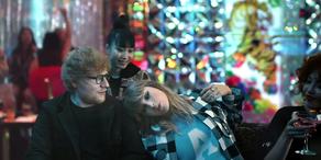 Swift & Sheeran machen gemeinsame Sache