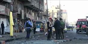Etliche Tote bei Anschlägen in Bagdad
