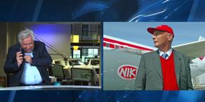 Lauda bekommt Airline zurück: Exklusiv-Interview