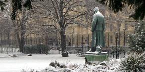 Schnee-Alarm im Osten Österreichs