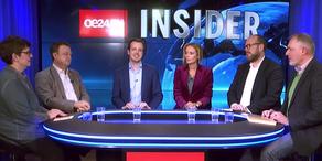 Insider – der große Polit-Talk
