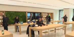 Apple-Store eröffnet die Pforten in Wien