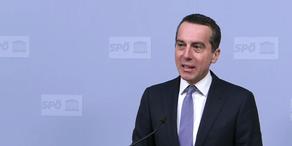SPÖ: Kern äußert sich zu aktuellen Themen