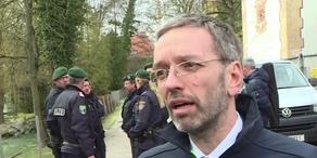 Kickl: 4000 neue Polizei-Stellen
