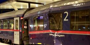 Zug-Crash in Salzburg fordert viele Verletzte