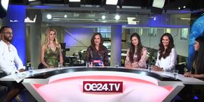 Der große Missen-Talk auf oe24.TV