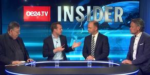 Die Insider: der große Polit-Talk