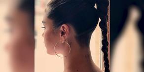 Selena Gomez rasiert sich die Haare ab