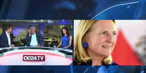 Alarm um Ministerin Kneissl: Telefonat mit Pressesprecher
