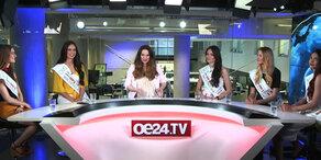 Beauty-Queens: Wer holt sich die Missen-Krone?