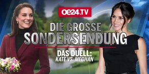 Das Duell: Kate vs. Meghan – die große Sondersendung