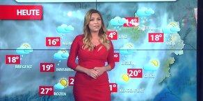 Aktuelle Wetterprognose für Donnerstag